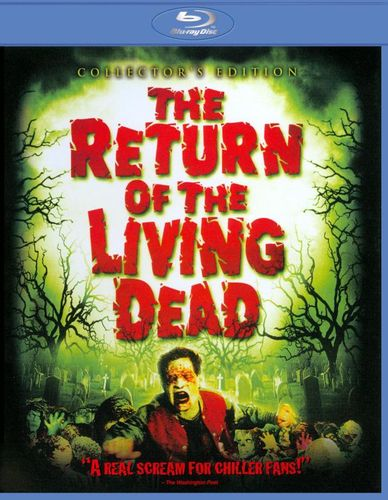 The Return of the Living Dead [Blu-ray] [1985] 6775692