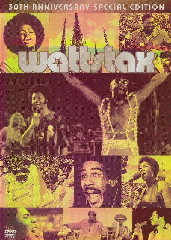 Wattstax [30th Anniversary Special Edition] [DVD] [1972] 6776955