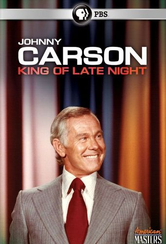 American Masters: Johnny Carson - King of Late Night [DVD] [2012] 6778317