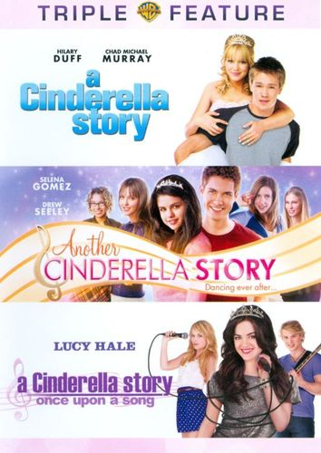 A Cinderella Story Collection [3 Discs] [DVD] 6779103