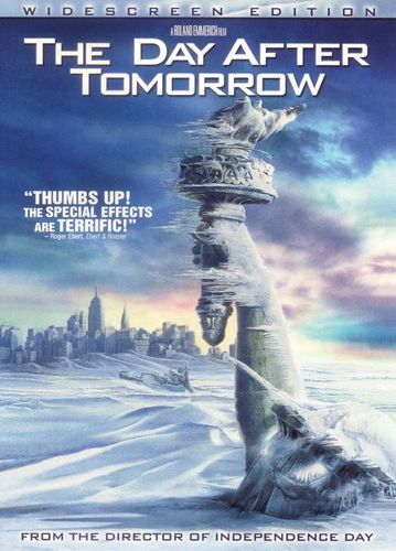 The Day After Tomorrow (WS) (dvd_video)