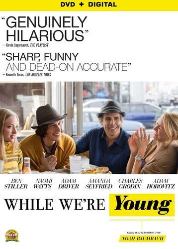 While We're Young [DVD] [2014] 6808252