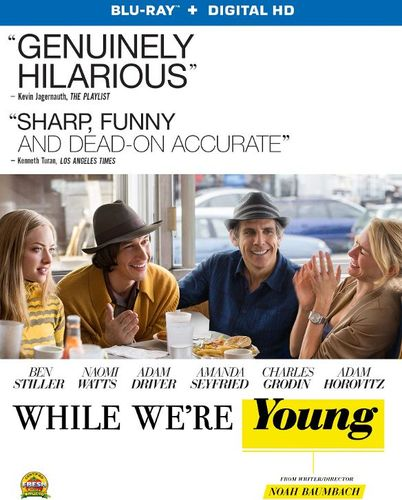 While We're Young [Blu-ray] [2014] 6808384