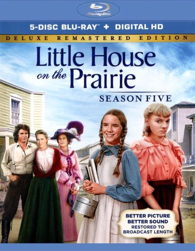 Little House on the Prairie: Season 5 Collection [5 Discs] [Blu-ray] 6808435