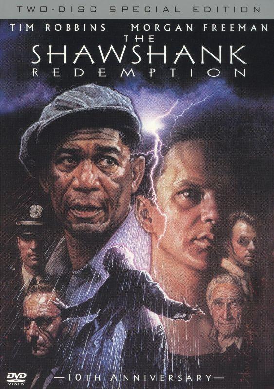 The Shawshank Redemption [Special Edition] [2 Discs] [DVD] [1994] 6813031