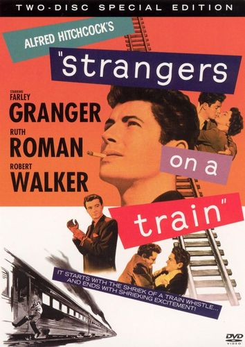 Strangers on a Train [Special Edition] [2 Discs] [DVD] [1951]