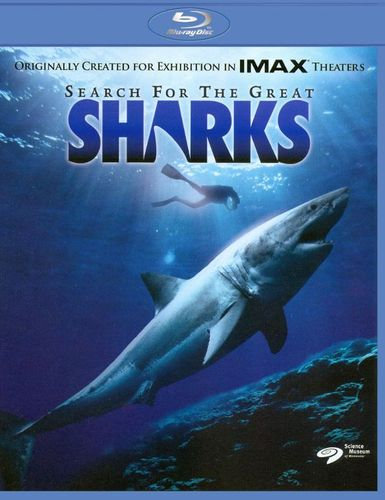 Search for the Great Sharks [Blu-ray] [1999] 6816013