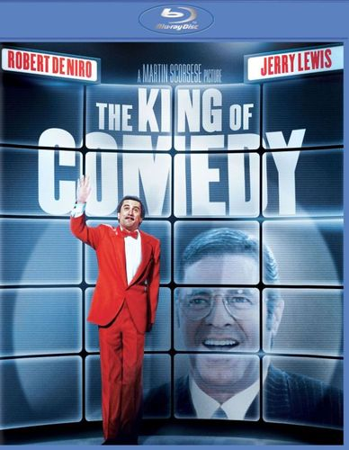The King of Comedy [30th Anniversary] [Blu-ray] [1983] 6819325