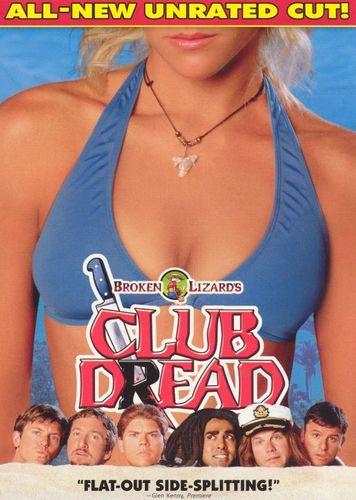 Club Dread [Unrated] [DVD] [2004] 6821736