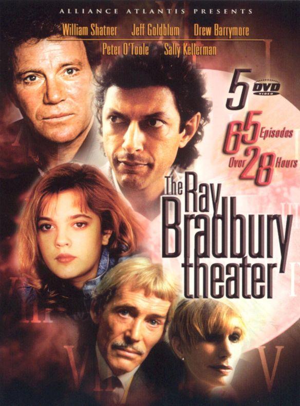 The Ray Bradbury Theater, Vols. 1-5 [5 Discs] [DVD] 6829042