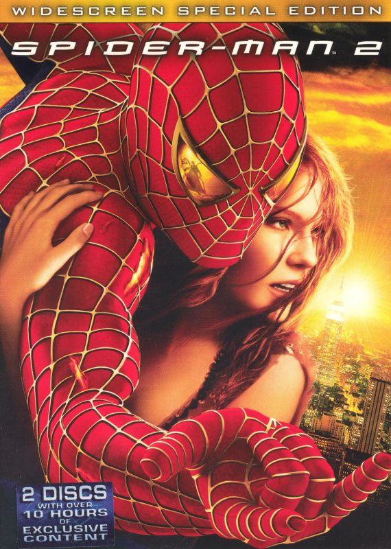 Spider-Man 2 [WS] [Special Edition] [2 Discs] [DVD] [2004] 6832724
