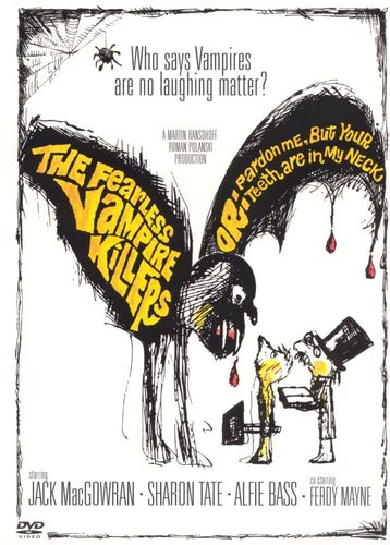 The Fearless Vampire Killers [DVD] [1967] 6833359