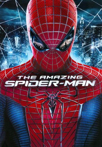 The Amazing Spider-Man [Includes Digital Copy] [UltraViolet] [DVD] [2012] 6836709