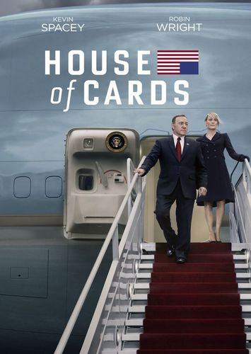 House of Cards: The Complete Third Season [DVD] 6842155