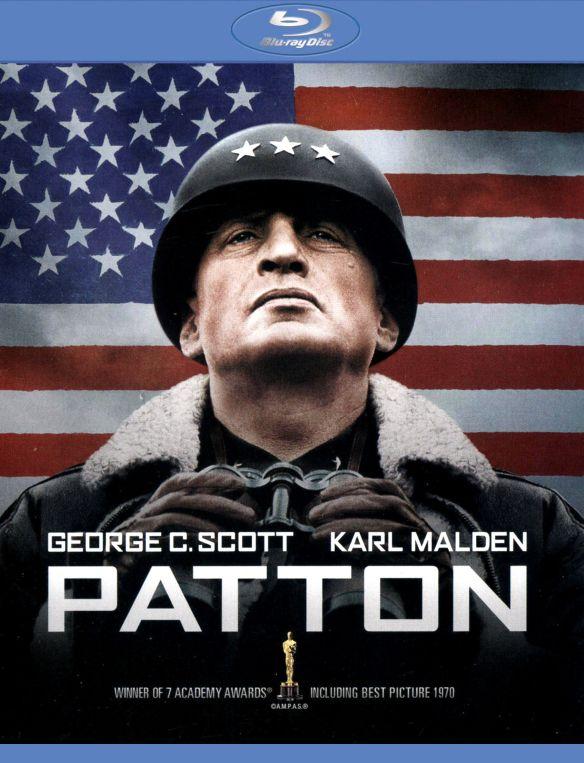 Patton [2 Discs] [Blu-ray/DVD] [1970] 6846978