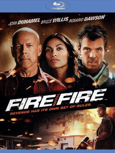 Fire With Fire [Blu-ray] [2012] 6847003
