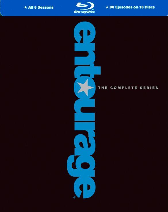Entourage: The Complete Series [18 Discs] [Blu-ray] 6847813