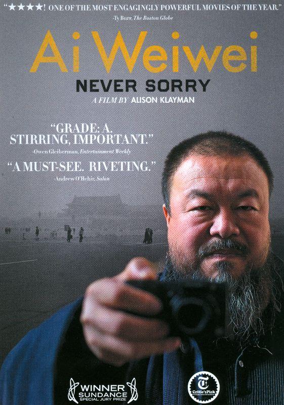Ai Weiwei: Never Sorry [DVD] [2011] 6867486