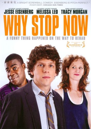 Why Stop Now [DVD] [2012] 6867592