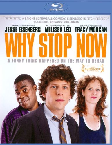 Why Stop Now [Blu-ray] [2012] 6867608