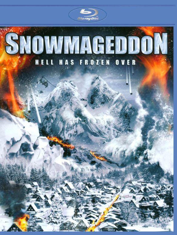 Snowmageddon [Blu-ray] [2011] 6868449