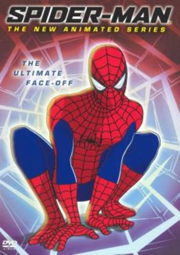 Spider-Man The New Animated Series: The Ultimate Face-Off [DVD] 6869276