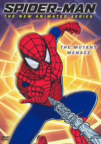 Spider-Man The New Animated Series: The Mutant Menace [DVD] 6869294
