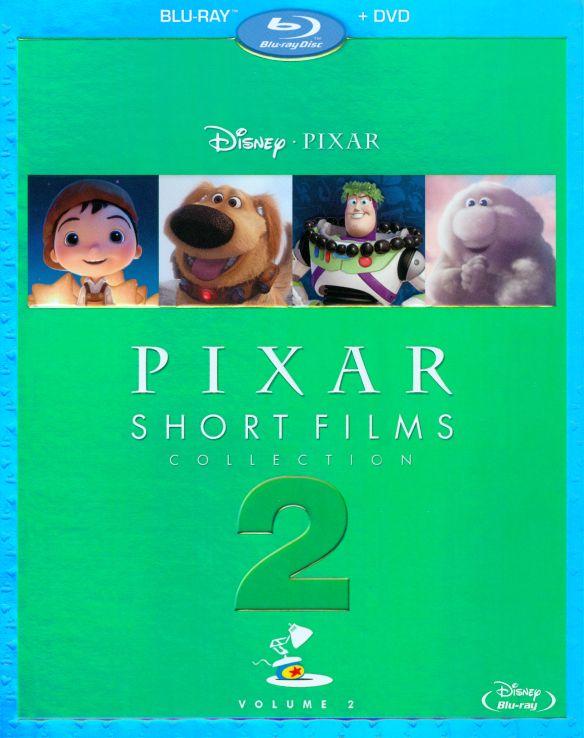 Pixar Short Films Collection, Vol. 2 [2 Discs] [Blu-ray/DVD] 6870447