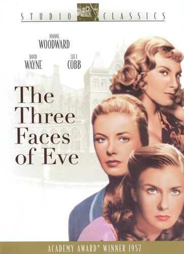The Three Faces of Eve [DVD] [1957] 6876115