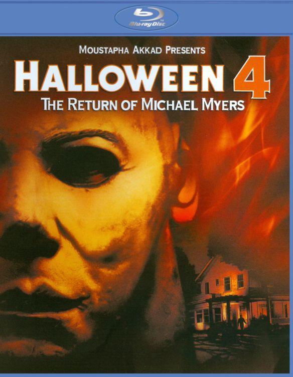 Halloween 4: The Return of Michael Myers [Blu-ray] [1988] 6876327