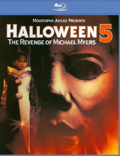 Halloween 5: The Revenge of Michael Myers [Blu-ray] [1989] 6876336