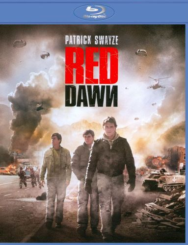Red Dawn [Blu-ray] [1984] 6876478