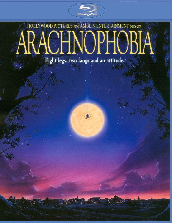 Arachnophobia [Blu-ray] [1990] 6877292