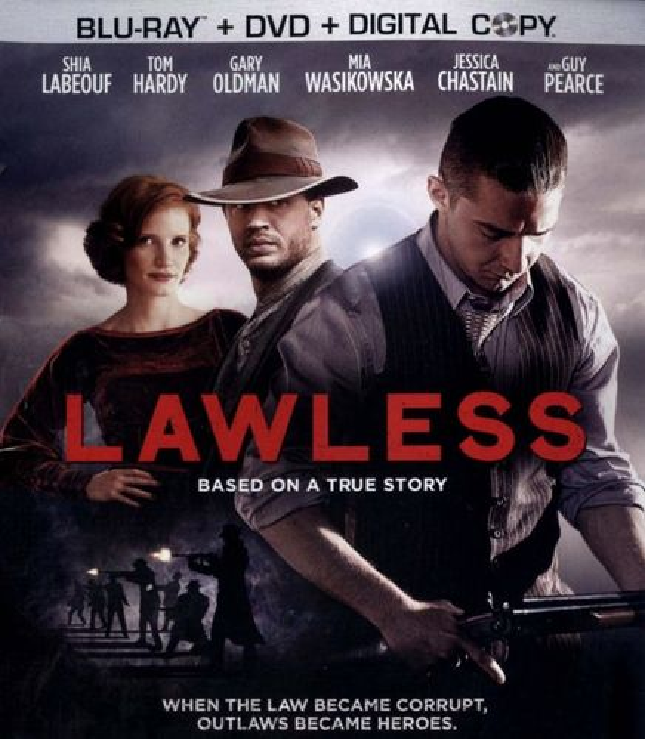 Lawless [2 Discs] [Includes Digital Copy] [Blu-ray/DVD] [2012] 6885846