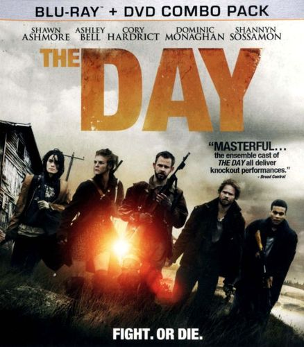 The Day [2 Discs] [Blu-ray/DVD] [2011] 6885855