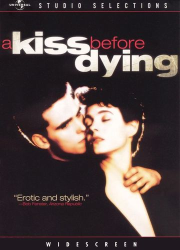 A Kiss Before Dying [DVD] [1991] 6887327