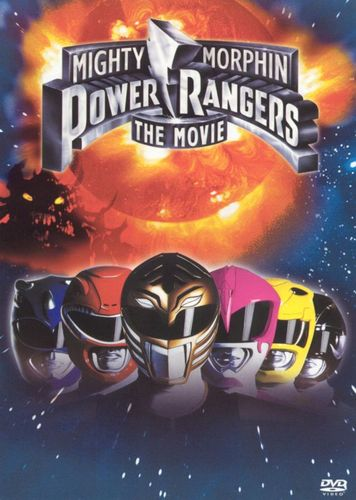 Mighty Morphin Power Rangers: The Movie [DVD] [1995] 6895354