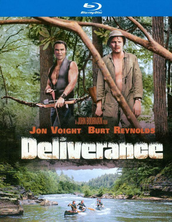 Deliverance [DigiBook] [Blu-ray] [1972] 6899218