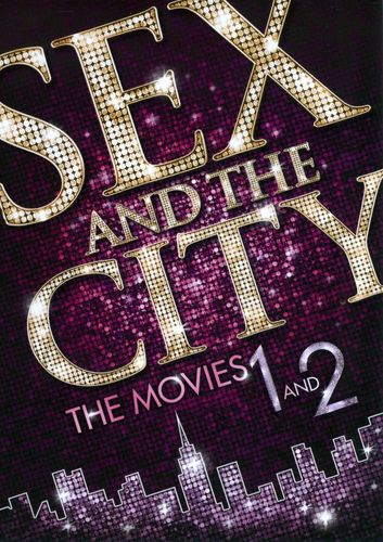 Sex and the City/Sex and the City 2 [2 Discs] [DVD] 6899236
