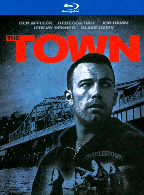 The Town [Blu-ray/DVD] [2010] 6899245