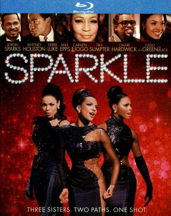 Sparkle [Includes Digital Copy] [UltraViolet] [Blu-ray] [2012] 6907139