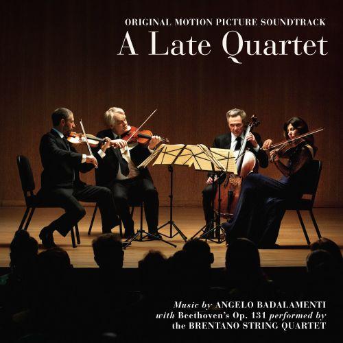 A Late Quartet [Original Motion Picture Soundtrack] [CD] 6909331