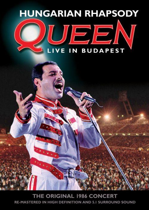 Hungarian Rhapsody: Queen Live in Budapest [DVD/2CD] [CD & DVD] 6923731