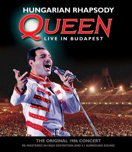 Hungarian Rhapsody: Queen Live In Budapest [Blu-Ray Disc] 6924039