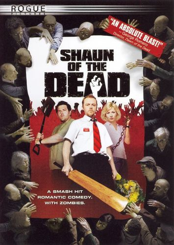 Shaun of the Dead [DVD] [2004] 6928337
