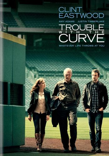 Trouble With the Curve [DVD] [2012] 6932857