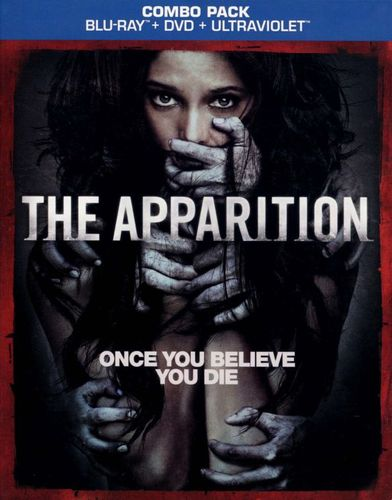 The Apparition [2 Discs] [Includes Digital Copy] [UltraViolet] [Blu-ray/DVD] [2012] 6932875