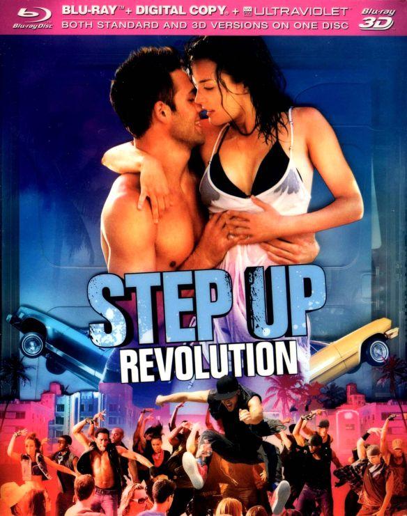 Step Up Revolution [Includes Digital Copy] [UltraViolet] [3D] [Blu-ray] [Blu-ray/Blu-ray 3D] [2012] 6933531