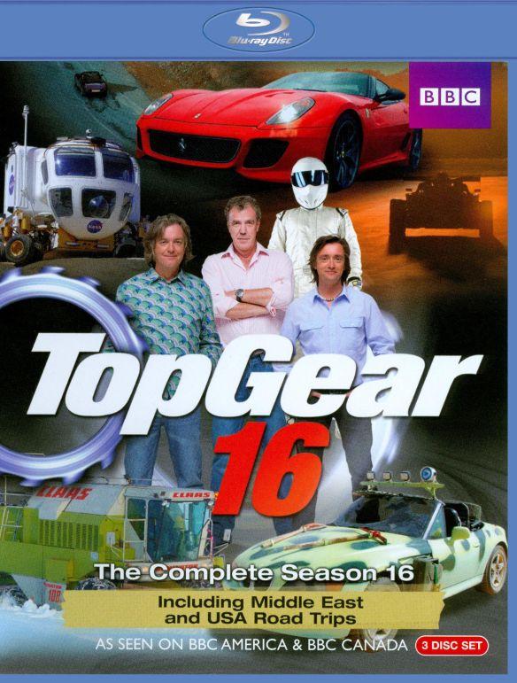 Top Gear: The Complete Season 16 [3 Discs] [Blu-ray] 6933901