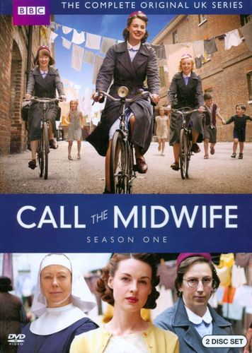 Call the Midwife: Season One [2 Discs] [DVD] 6934081
